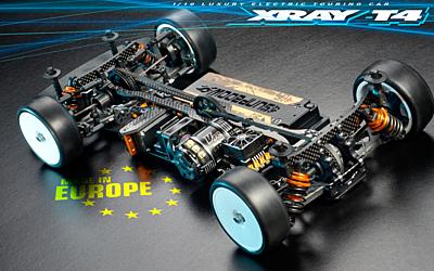 XRAY T4'20 - Alu Edition - 1/10 Luxury Electric TC
