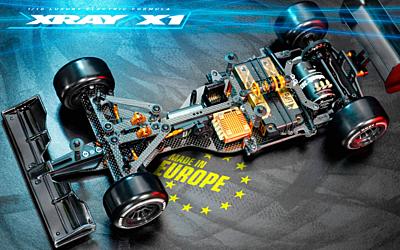 XRAY X1'20 - Luxury 1/10 Formula