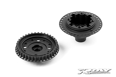 XRAY Composite Gear Diff. Case & Cover