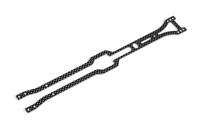 XRAY T4'20 Graphite Upper Deck 2.0mm