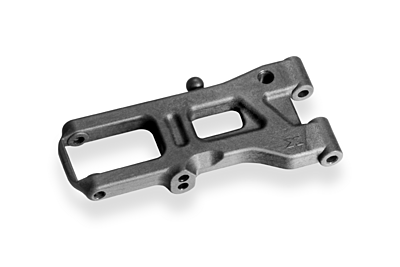 XRAY Front Suspension Arm Long Right - Graphite