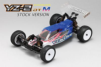 Yokomo YZ-2DTM2 Stock Spec 2WD Offroad Car Kit