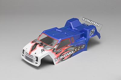 Yokomo YZ-2T 2WD Racing Truck + Gear Diff