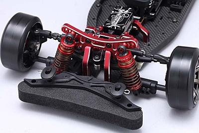 Yokomo YD-2SXII RED LIMITED RWD Drift Car Kit (Graphite Chassis)