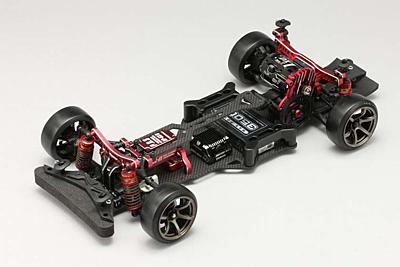 Yokomo YD-2SXIII RED LIMITED EDITION RWD Drift Car Kit (Graphite Chassis) + GIFT