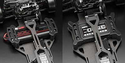 Yokomo YD-2SXIII RWD Drift Car Kit (Graphite Chassis) + GIFT
