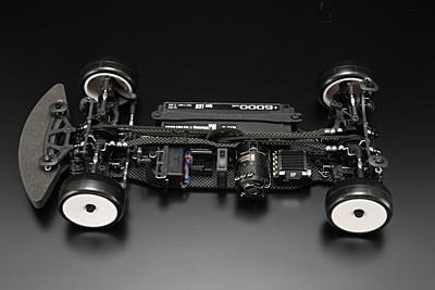 Yokomo BD10 Carbon Chassis Touring Car Kit