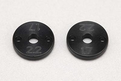 YZ-2/4 series X Shock Piston (1.7x2 Hole 2.2mm)