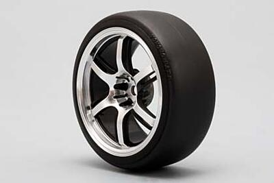 Yokomo Super Drift Tire ZERO-ONE R2 (Asphalt)