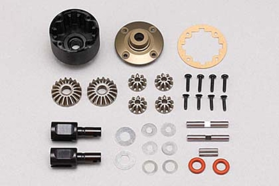 YZ-4SF Metal Gear Diff Kit (without Ring Gear)