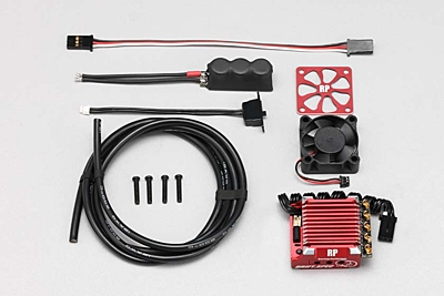 Yokomo Racing Performer RPX-II Drift Spec 160A ESC (Red version)