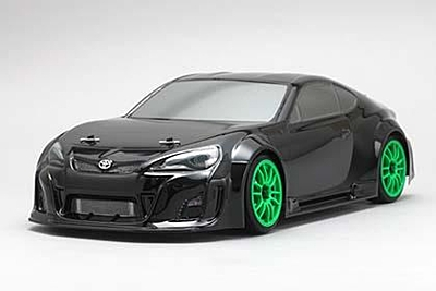Yokomo DRIVE M7 ADVAN MAX ORIDO Racing 86 Body with Light Decal