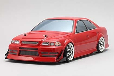 Yokomo Body Set for Team22 FNATZ JZX100 Mark II (Graphic decal less)