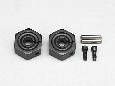 YD-2 Aluminum 6.0mm Cramp Wheel Hub (2pcs)