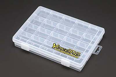 Yokomo Carrying Case 190×225×40mm